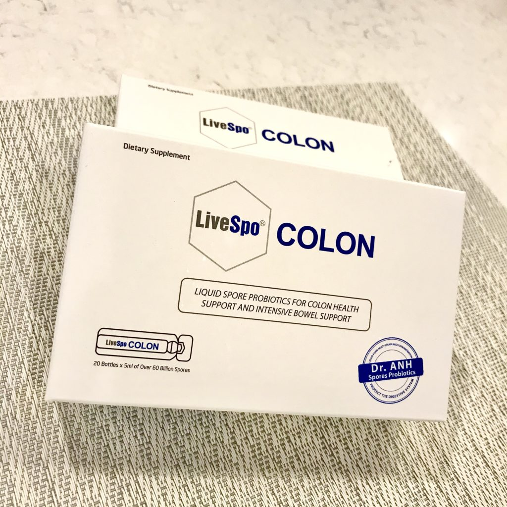 Livespo Colon probiotics