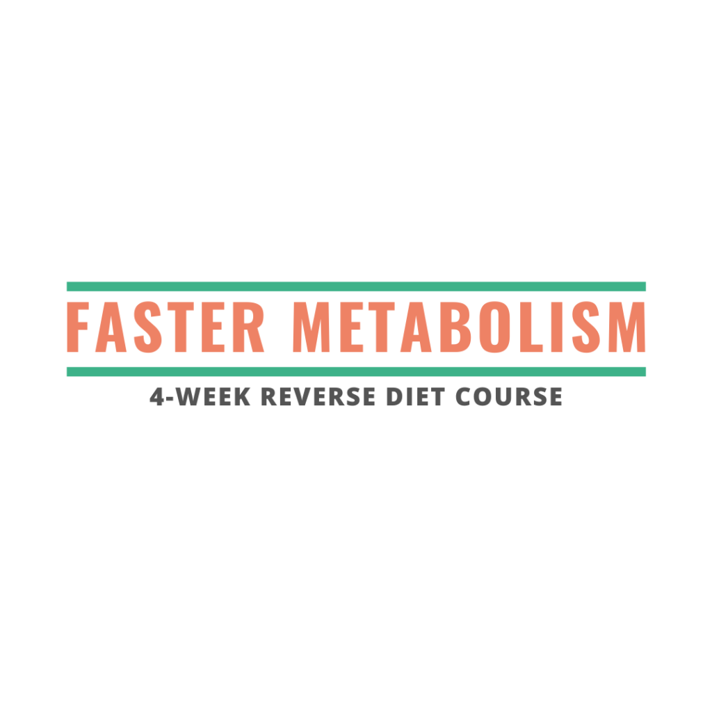 reverse diet course
