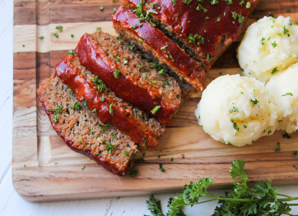 The Instant Pot Meatloaf recipe you NEED in your life right now