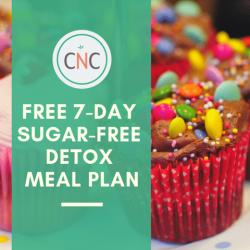 free sugar-free meal plan